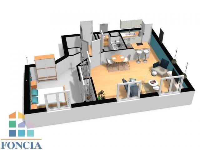 Vente appartement Lyon 3ème 204500€ - Photo 6