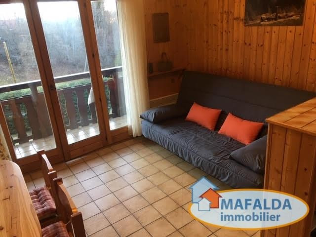 Location appartement Mont saxonnex 440€ CC - Photo 1
