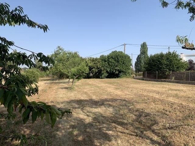 Vente terrain Iteuil 55000€ - Photo 3