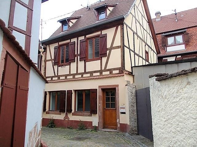 Investment property house / villa Wissembourg 148 000€ - Picture 1