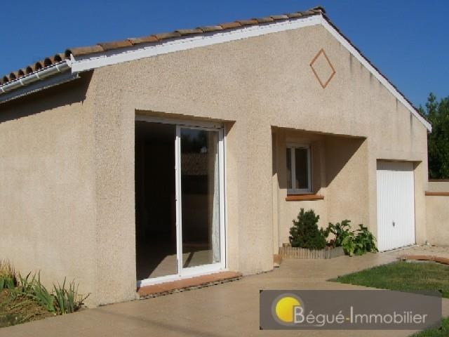 Vente maison / villa Pibrac 212 790€ - Photo 1