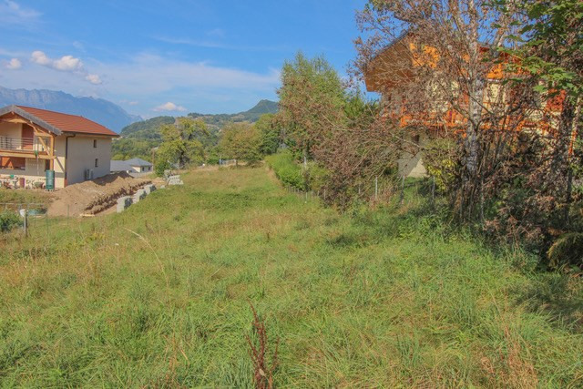 Sale site Arvillard 89 000€ - Picture 1