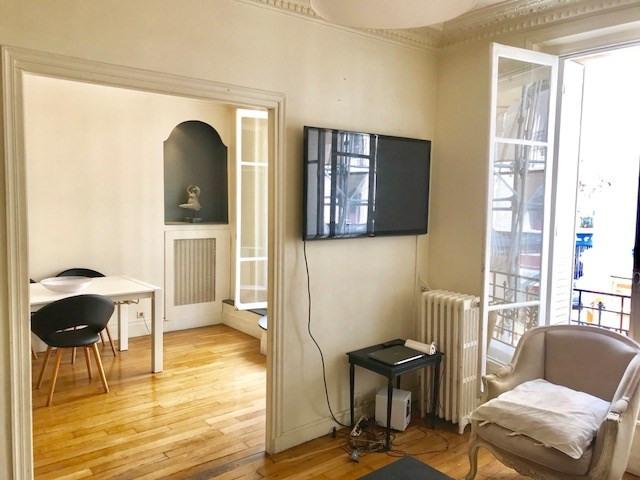 Vente appartement Paris 15ème 629000€ - Photo 9