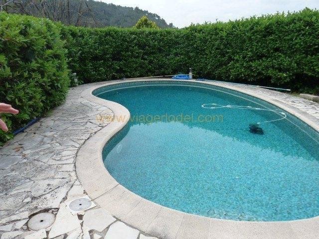 Verkauf auf rentenbasis haus La colle-sur-loup 120000€ - Fotografie 3