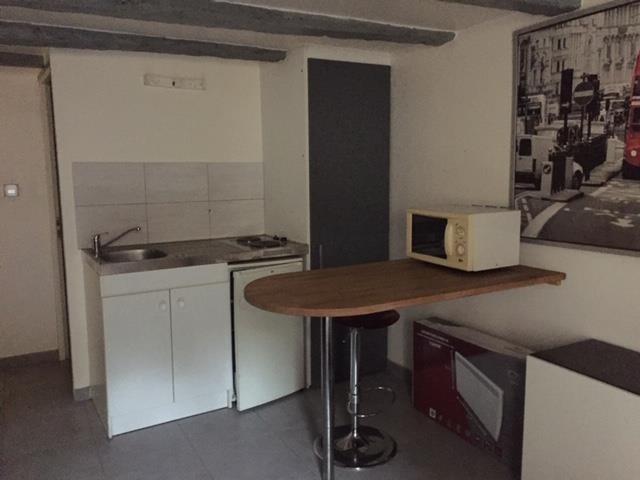 Rental apartment Villefranche sur saone 355€ CC - Picture 1