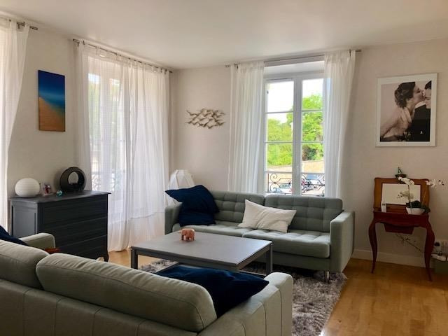 Sale apartment Marly le roi 495000€ - Picture 2