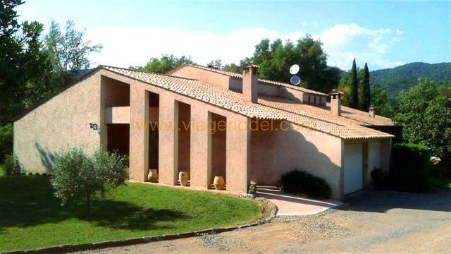 Vitalicio  casa Fréjus 215000€ - Fotografía 2