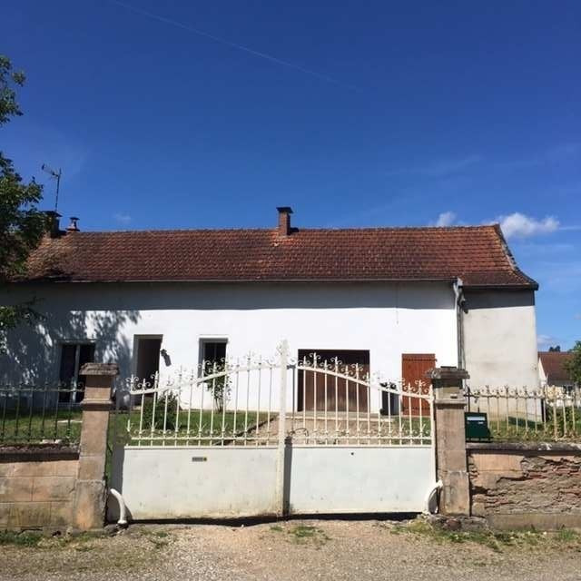 Sale house / villa Cuisery 6 minutes 109 000€ - Picture 1