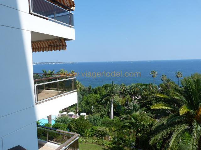 Viager appartement Golfe-juan 230 000€ - Photo 1