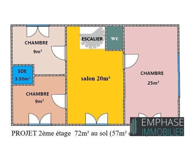 Venta  apartamento Triel-sur-seine 345000€ - Fotografía 4