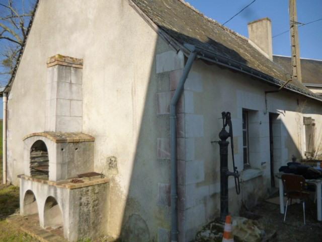 Sale house / villa Chemille sur deme 118200€ - Picture 2