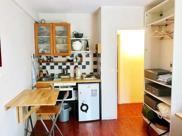 Vente appartement Paris 15ème 221000€ - Photo 2