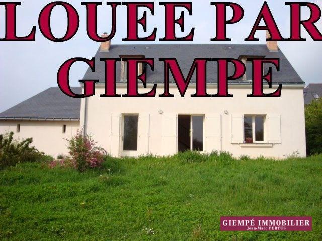 Rental house / villa Chaumont-d'anjou 700€ CC - Picture 1