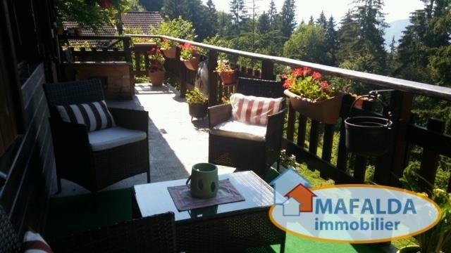 Vente maison / villa Mont saxonnex 285000€ - Photo 2