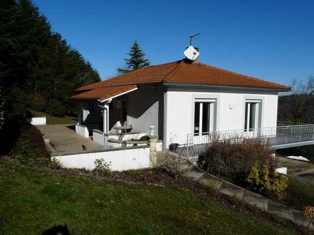 Vente maison / villa Saint-genest-lerpt 265000€ - Photo 9