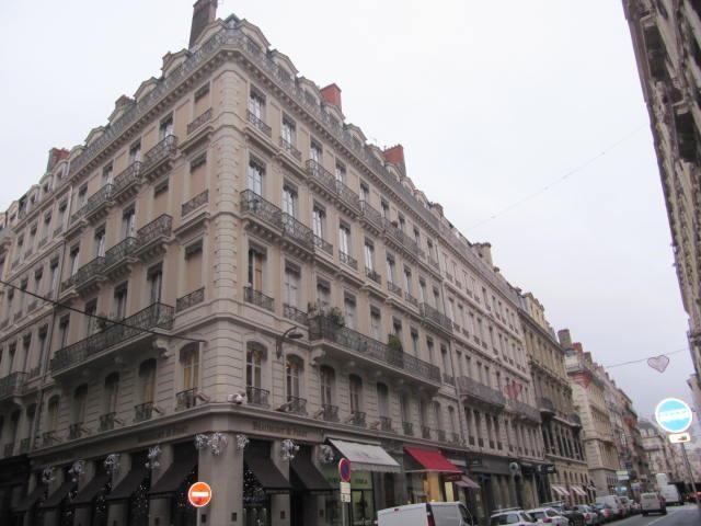 Location appartement Lyon 2ème 1597€ CC - Photo 1