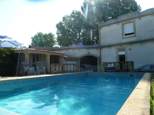 Sale house / villa Canet plage 453000€ - Picture 1