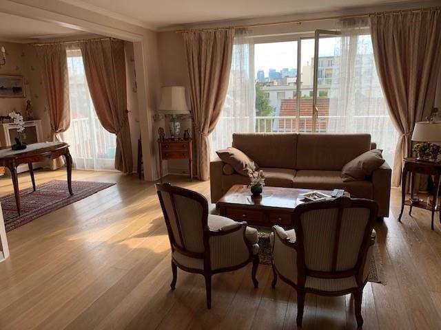 Sale apartment Asnieres sur seine 685000€ - Picture 2