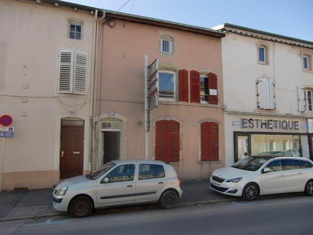 Sale building Luneville 109000€ - Picture 1