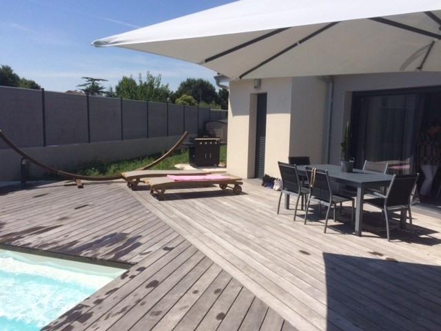 Sale house / villa Lasserre pradere 395000€ - Picture 5