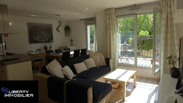 Vente appartement Trappes 195000€ - Photo 4