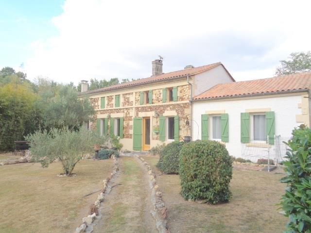 Vente maison / villa Cavignac 296000€ - Photo 1