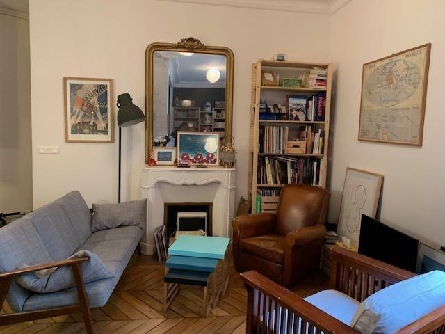 Affitto appartamento Paris 10ème 1250€ CC - Fotografia 3