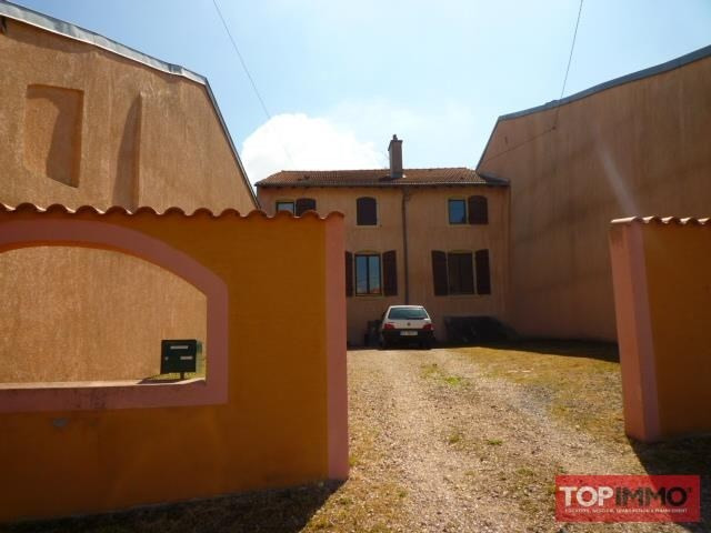 Sale house / villa Deuxville 199 000€ - Picture 1