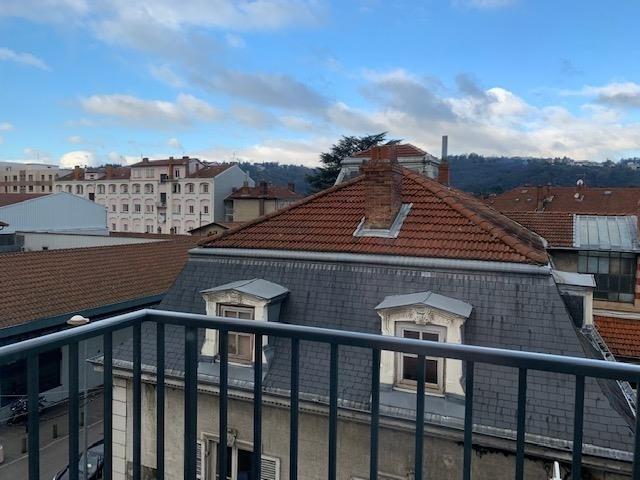 Verkauf wohnung Vienne 118000€ - Fotografie 1
