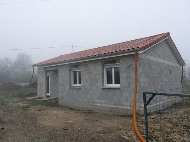 Vente maison / villa Montverdun 114000€ - Photo 1