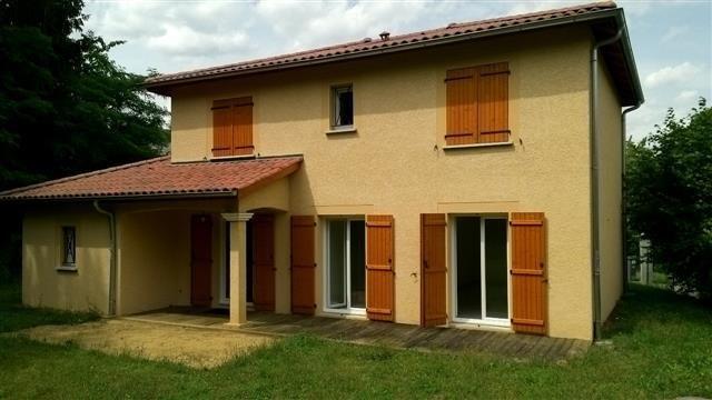 Location maison / villa Saint cyr au mont d'or 1717€ CC - Photo 1