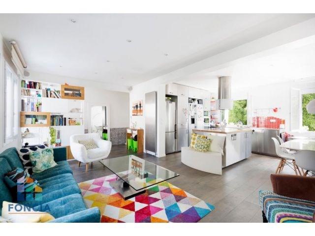 Deluxe sale house / villa Suresnes 1020000€ - Picture 1