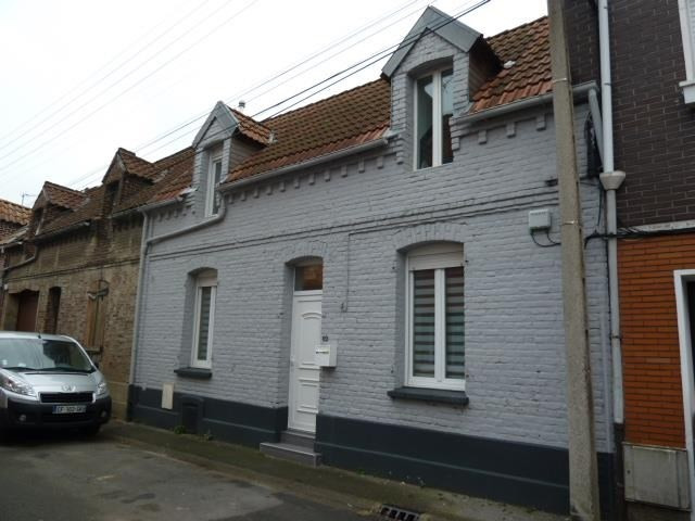 Vente maison / villa Bethune 129500€ - Photo 1