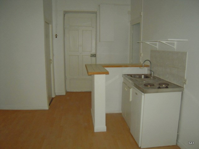 Rental apartment Lyon 1er 521€ CC - Picture 1