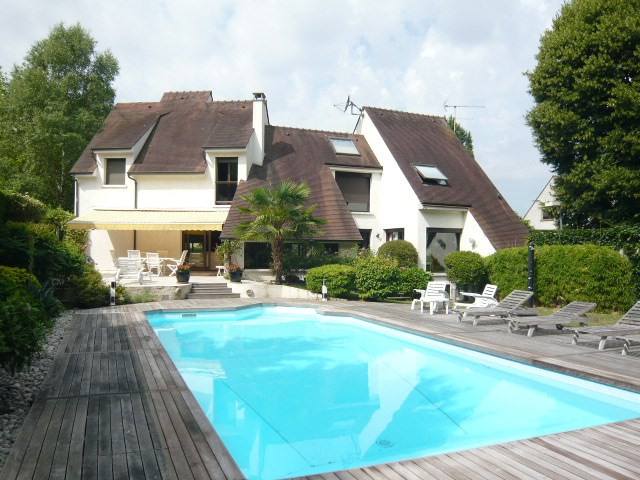 Vente maison / villa Soisy sur seine 895000€ - Photo 1