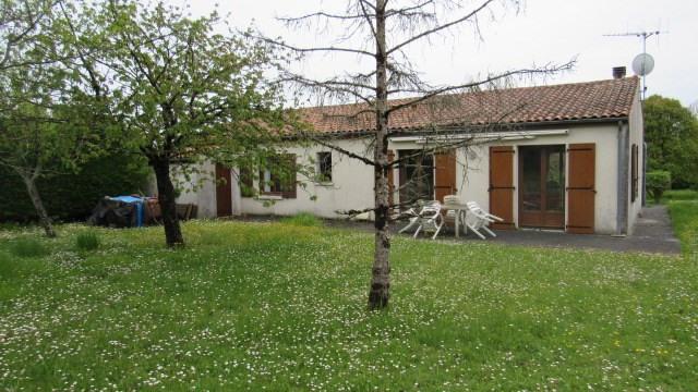 Sale house / villa Aulnay 106500€ - Picture 1