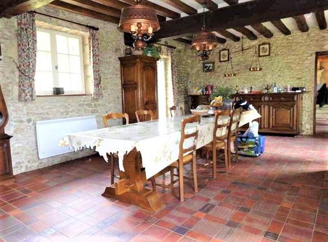 Vente maison / villa Gisors 398200€ - Photo 5