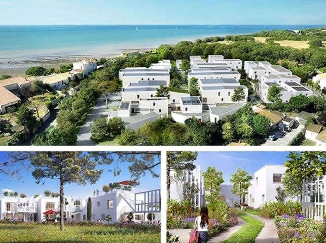 Produit d'investissement appartement La rochelle 206 000€ - Photo 1