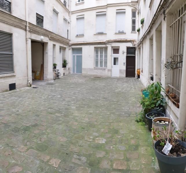 Sale apartment Paris 3ème 140000€ - Picture 3