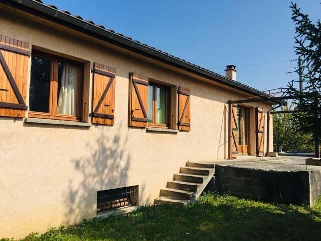 Sale house / villa St maurice de gourdans 265000€ - Picture 1
