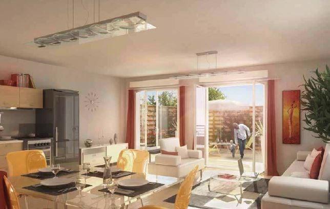 Verkoop  appartement Saint-alban 245000€ - Foto 1