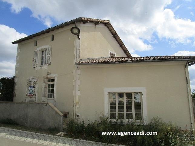 Vente maison / villa Clave 49500€ - Photo 1