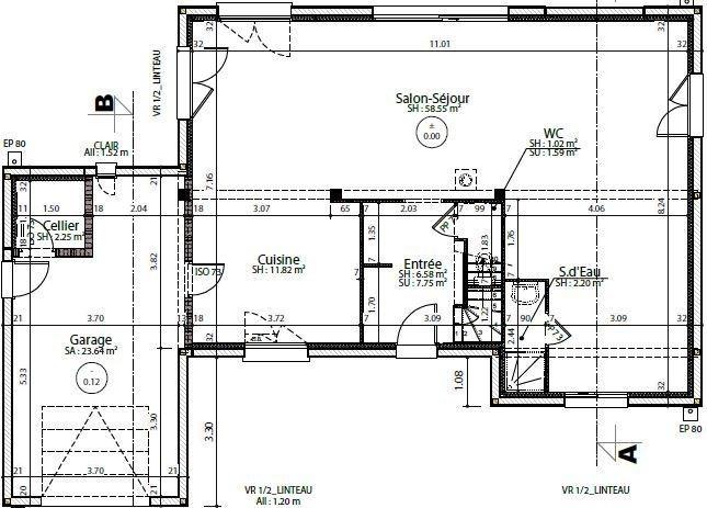 Vente maison / villa Montfort l amaury 473800€ - Photo 5
