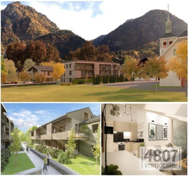 Vente appartement Servoz 227000€ - Photo 4