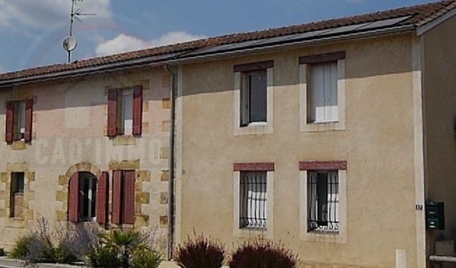 Vente maison / villa Lamonzie st martin 140000€ - Photo 1