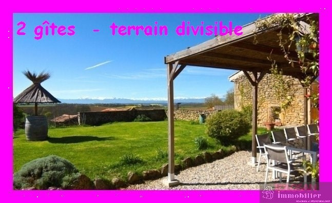 Vente de prestige maison / villa Villefranche de lauragais 666750€ - Photo 1