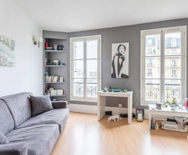 Verkauf wohnung Paris 16ème 415000€ - Fotografie 2