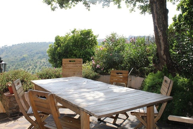 Vacation rental house / villa Les issambres 1725€ - Picture 4