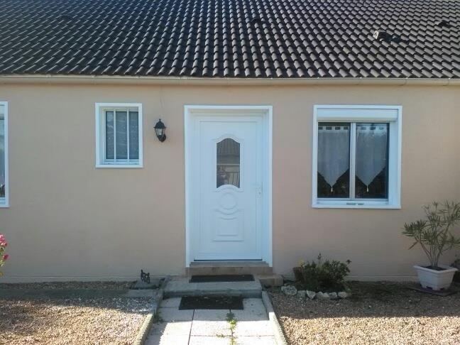 Venta  casa Sainville 215000€ - Fotografía 2