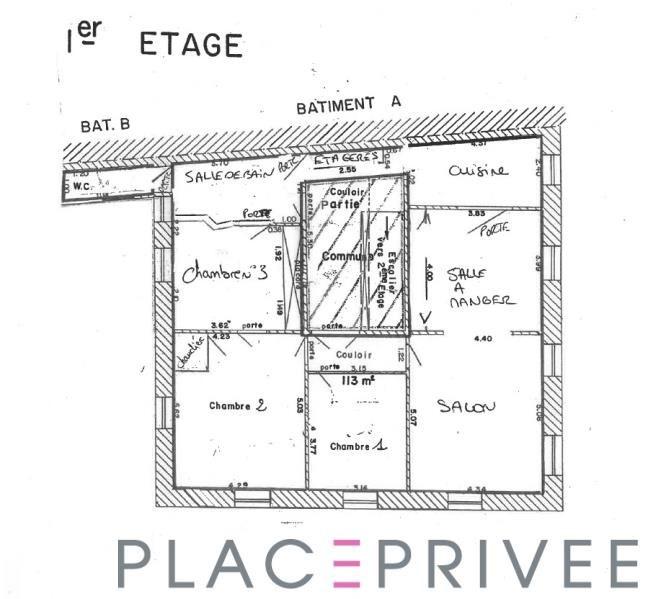 Sale apartment Remiremont 165000€ - Picture 9